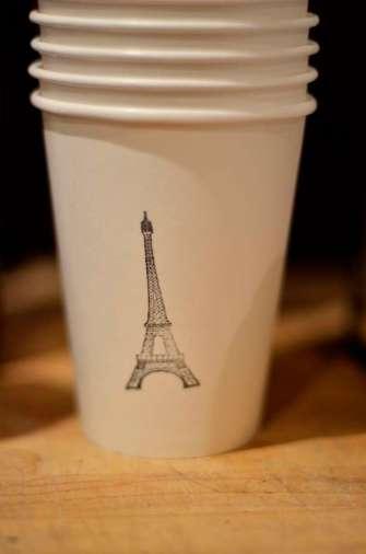 DIY cup tampon
