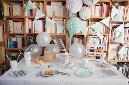 Babyshower Sweet nostalgie - CRAZY